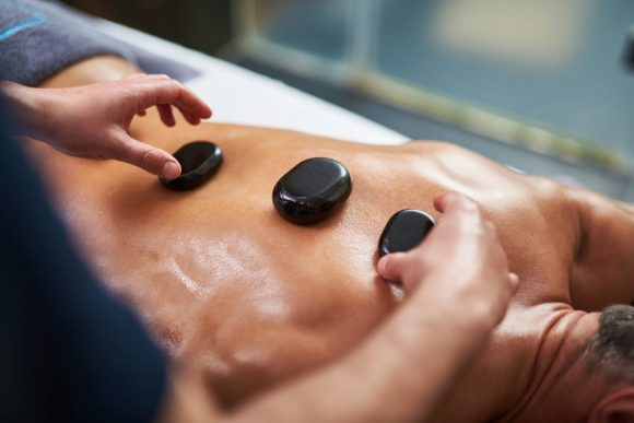 hot stone massage, krisada thai massage salons, te puke and Mount Maunganui