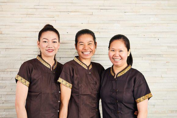 Massage Therapists at Krisada Thai Massage Salons in Mount Maunganui & Te Puke
