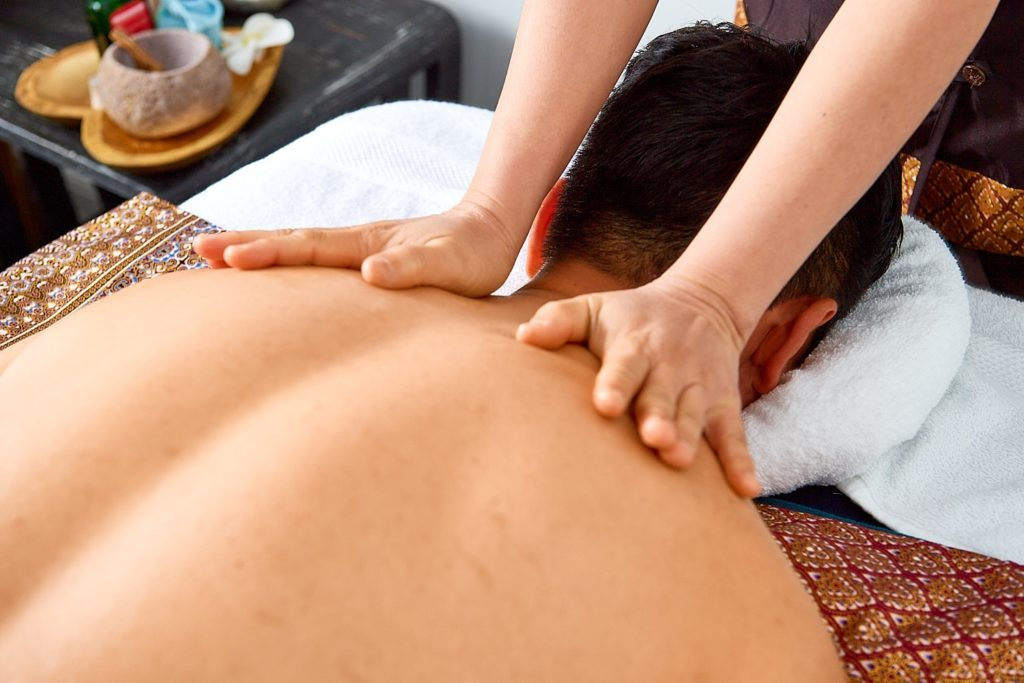 Back Pain Treatments, Krisada Thai Massage Mount Maunganui and Te Puke